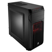 Gabinete Gamer Corsair Carbide SPEC-01 Red led Mid Tower Gaming