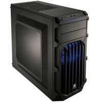 Gabinete Gamer Corsair Carbide SPEC-03 Blue Led Mid Tower