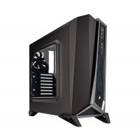 Gabinete Gamer Corsair Carbide SPEC-ALPHA Black/Silver