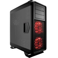 Gabinete Gamer Corsair Graphite 760T Full-Tower Black Windowed