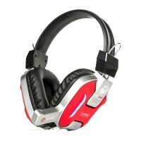 Headset Gamer Marvo Scorpion HG8952 Bk RD USB 3.5mm