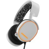 Headset Gamer Steelseries Arctis 5 White 7.1