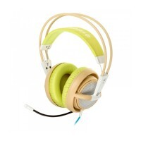 Headset SteelSeries - Siberia 200 Green