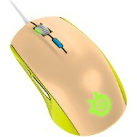 Mouse SteelSeries Rival 100 Graia Green