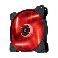 Ventilador Corsair Air Series AF 140 Led Red Cooler Fan Led