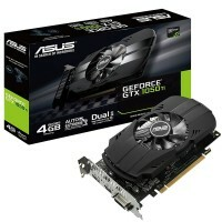 Placa de Video GTX 1050 Ti 4GB DDR5 Asus