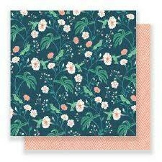 Papel Hummingbird - Maggie Holmes - Flourish Collection 180g 30,5x30,5