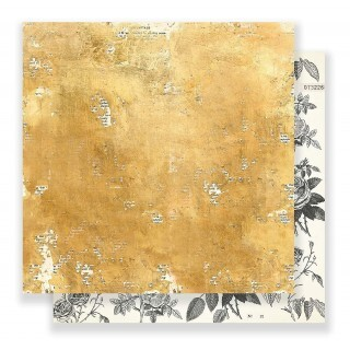 Papel Goldenrod - Maggie Holmes - Flourish Collection 180g 30,5x30,5