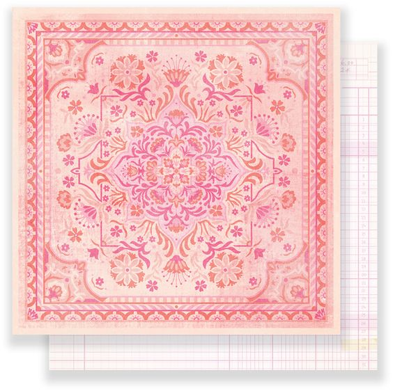 Papel Royale - Maggie Holmes - Chasing Dreams Collection 180g 30,5x30,5