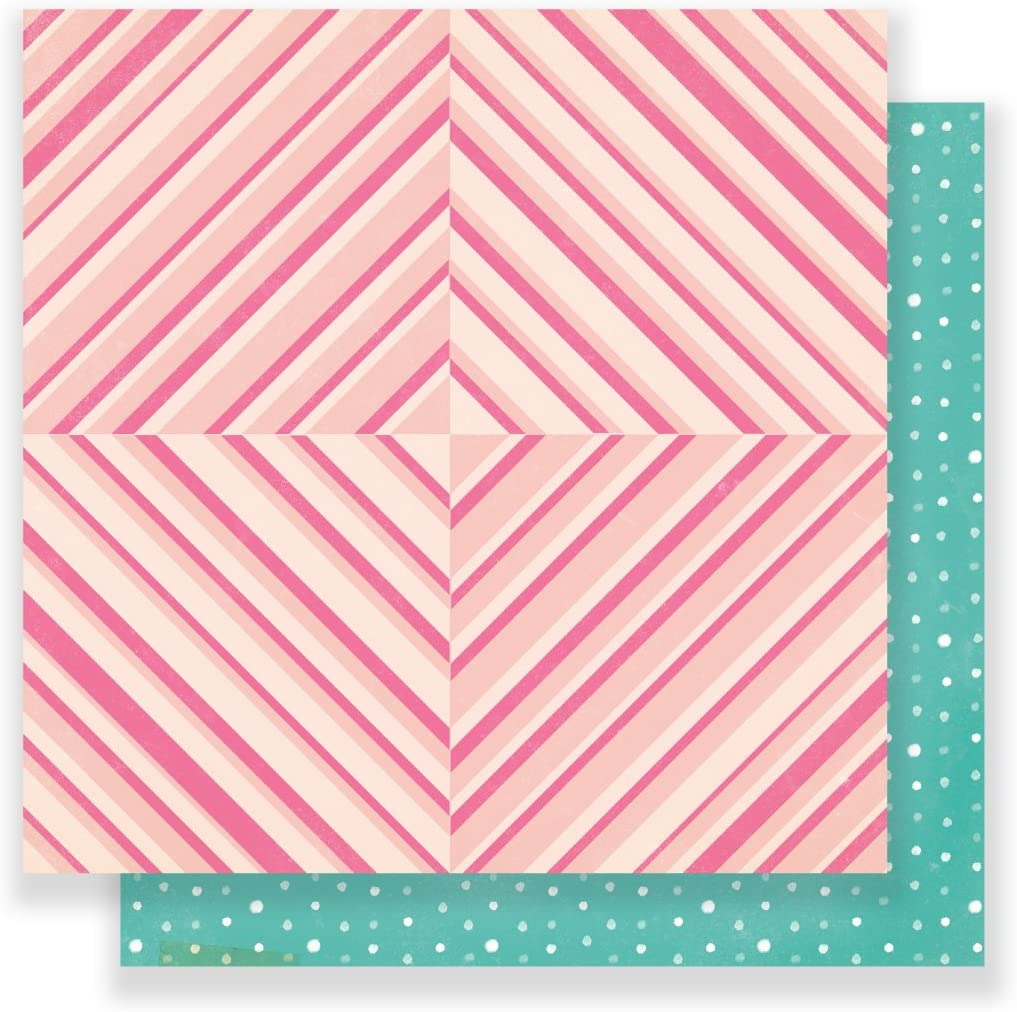 Papel Be Happy - Maggie Holmes - Chasing Dreams Collection 180g 30,5x30,5