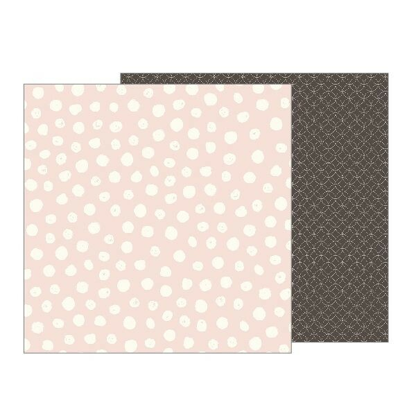 Papel Painted Dots - Jen Hadfield - Heart of Home Collection 180g 30,5x30,5