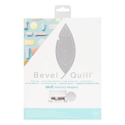 Kit Inicial Bevel Quill We R
