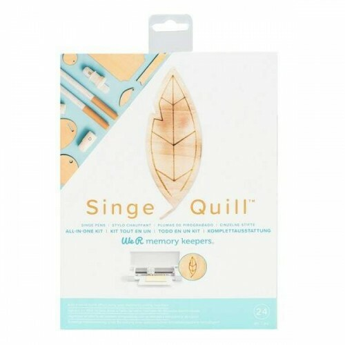 Kit Inicial Singe Quill We R