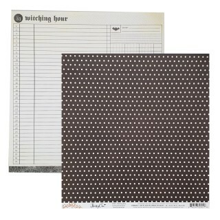Papel Witching Hour - ThirtyOne - Pebbles Collection 180g 30,5x30,5