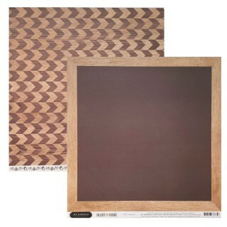 Papel Letterboard - Jen Hadfield - Heart of Home Collection 180g 30,5x30,5