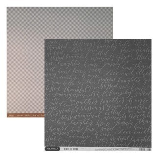 Papel Family Matters - Jen Hadfield - Heart of Home Collection 180g 30,5x30,5
