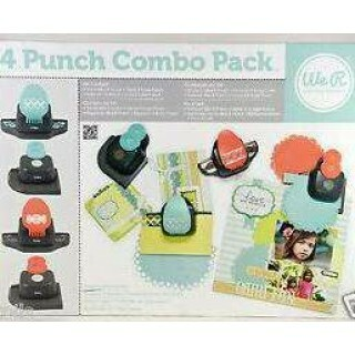 Kit Furador Mini 8 Punch Combo Pack
