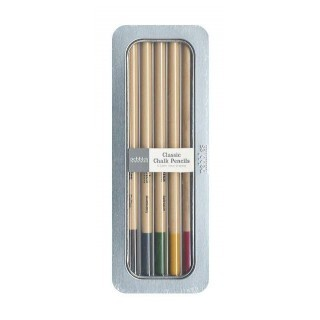Kit Chalk Pencil Pebbles Classic Tone Shades (Lápis)