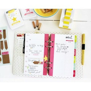 Planner Personal - Memory Planner - Make it Happen - Heidi Swapp