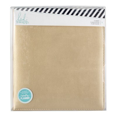 Planner Memory Planner Heidi Swapp - A5 Gold