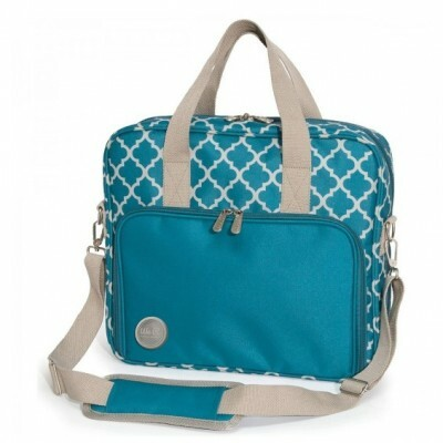Bolsa Organizadora Azul Crafters Shoulder Bag - We R Memory Keepers
