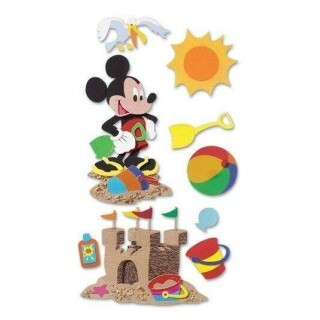 ADESIVO DISNEY EK SUCCESS - Mickey