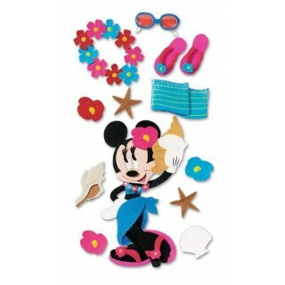 ADESIVO DISNEY EK SUCCESS - Minnie