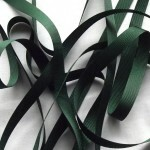 Fita decorada Forest Green - American Crafts -