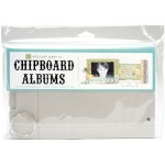 Album Chipboard Retangular - Echo Park Paper Co.