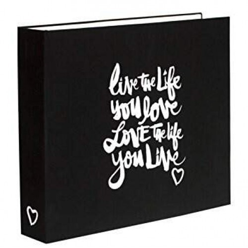 Álbum 12x12 - Amy Tangerine -  Plus One Live The Life You Love