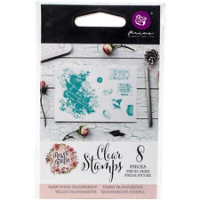 Carimbo - Clear Stamps Rossibelle - Prima Marketing