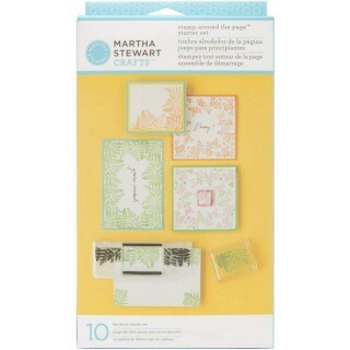 Kit p/ Personalizar Bordas - Martha Stewart