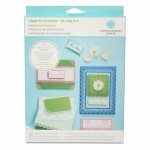 Kit p/ Personalizar Scrapbook - Martha Stewart