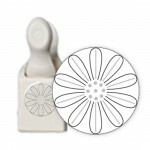 Furador Embossed pop-up Daisy - Martha Stewart