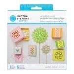 Furador - Cut And Fold Punch Pinwheel - Martha Stewart