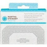 Furador - Frame Border Punch Cartridge - Royal Heart- Martha Stewart