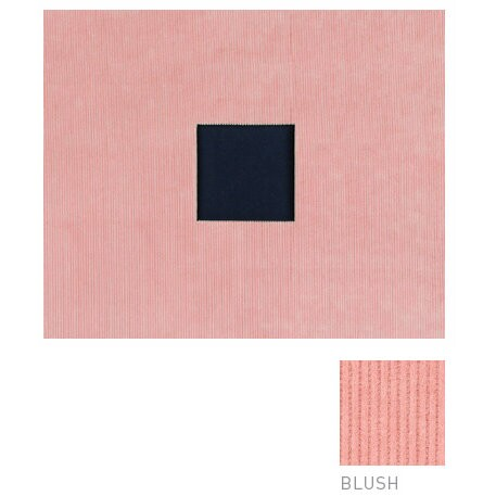 Álbum 12x12 Corduroy -  Blush - American Crafts