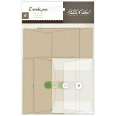 Kit de Envelopes - American Crafts
