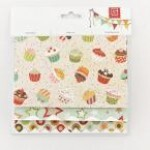 Kit de Cartões e Envelopes - Serendipity & Shine On - BasicGrey