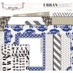Kit Scrapbook - Urban Market -= Teresa Collins
