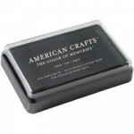 Carimbeira The Color Of Memories - Black - American Crafts