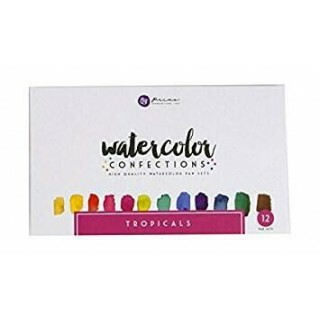 Tinta Aquarela - Watercolor Confections (Tropicals) Prima Marketing