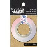 Fita Adesiva - SMASH Gem Clear Tape - Ke Company