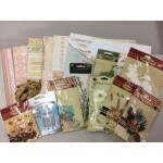 Kit Sharon para Scrapbook - Prima Marketing