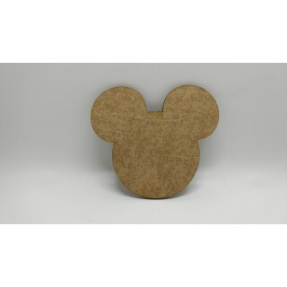 Aplique em MDF - Mickey - Super Cut