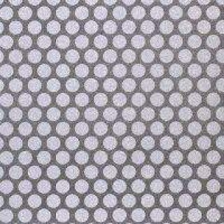 Papel Glitter Pow American Crafts - Charcoal Dots