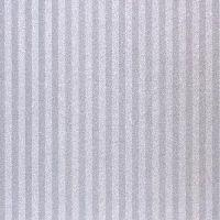 Papel Glitter Pow American Crafts - Silver Stripes