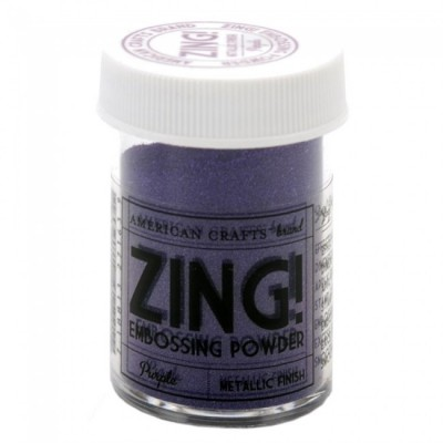 Pó para Emboss - Zing Embossing Powder - Purple