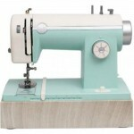 Máquina de Costura - Stitch Happy - Sewing Machine - Mint