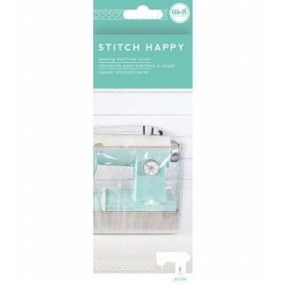Capa Protetora para Máquina de Costura Stitch Happy - Sewing Machine